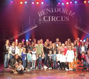 circus in benidorm, alicante
