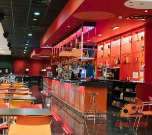 bar at ozone bowling benidorm