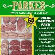 Parkes Irish Sausage and Bacon