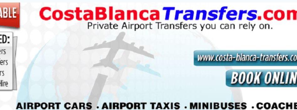 Costa Blanca Transfers