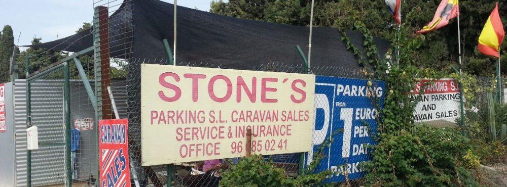 Stones Parking
